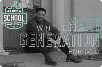 Win the next generation for God