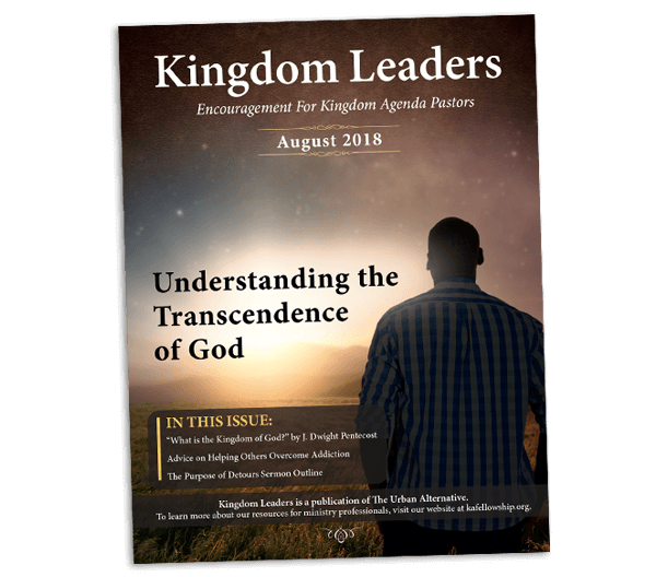 Kingdom Agenda Pastors